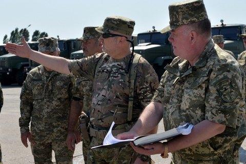 Турчинов заявил о возобновлении боевых действий на Донбассе
