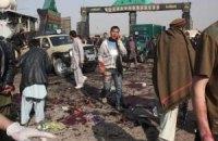 Біля афганського аеропорту вибухнула бомба