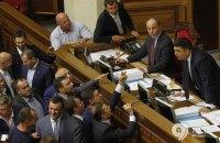 Депутаты не смогли рассмотреть увольнение судей и разошлись по домам