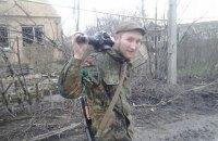 Из плена боевиков освобожден боец ОУН