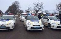 Дорожная полиция сменила ГАИ на основных трассах Львовской области
