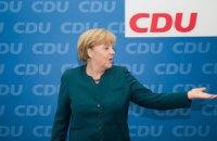 Європа не змириться з анексією Криму Росією, - Меркель