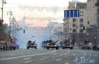 Порошенко назвал парад демонстрацией силы