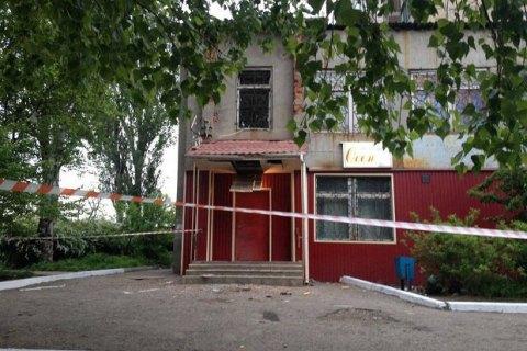 В Константиновке выстрелили в здание миграционной службы из РПГ (обновлено)