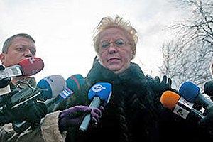 Тимошенко снова не подпустила к себе медиков