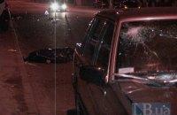 На Нивках в Киеве автомобиль насмерть сбил пенсионерку