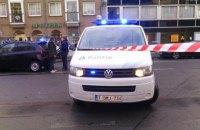 Полиция оцепила здание муниципалитета в центре Брюсселя из-за конверта с белым порошком