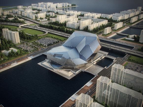 В Киеве  построят современный  концерт-холл