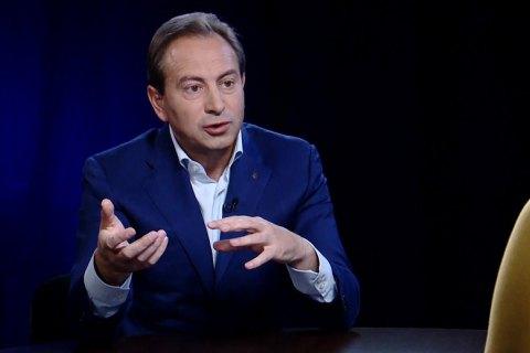 Николай Томенко: «Премьер Тимошенко может набрать 226 голосов, и Яресько может, и Саакашвили тоже»