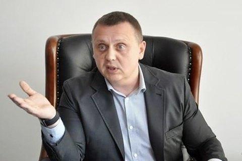 Доверенное лицо подозреваемого вовзяточничестве члена ВСЮ Гречковского находится налечении впсихбольнице