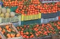 В Украине подешевеют мандарины из-за российских санкций против Турции