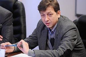 """""""Когда Яценюк наконец явился на заседание фракции, то вел себя крайне неадекватно"""", - Доний"""