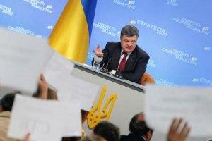 Закон об СНБО направили на подпись Порошенко