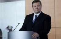 Янукович ждет отчета по аварии в Горловке