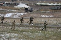 На Яворовском полигоне нашли мертвым военного