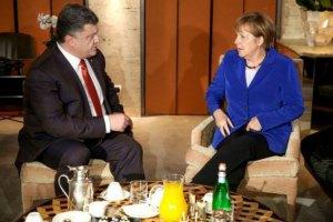 Ситуация в Украине станет одним из важнейших вопросов саммита G20, - Меркель