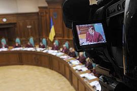 КС назначит выборы на 2012 год, - источники