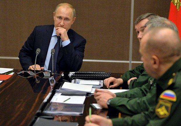 Путин отказался от Донбасса