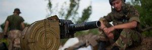Военных в среднем обстреливают 15 раз в сутки