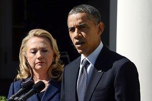 Обама впервые поучаствует в предвыборном митинге в поддержку Клинтон 15 июня