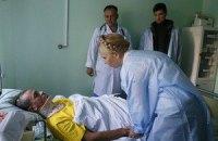 Тимошенко: государство обязано позаботиться о раненых бойцах