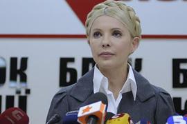Тимошенко: распоряжения о политических репрессиях отдает лично Янукович