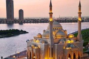 Эмираты открывают в Украине свое посольство