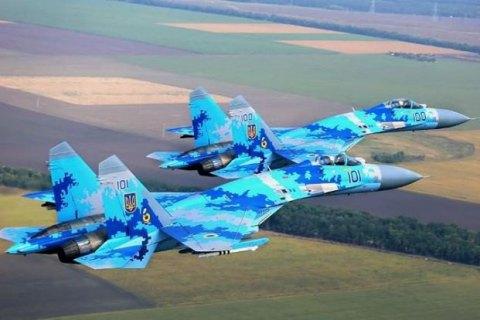 Подробиці інциденту зросійським СУ-27 повідомило Міністерство оборони США