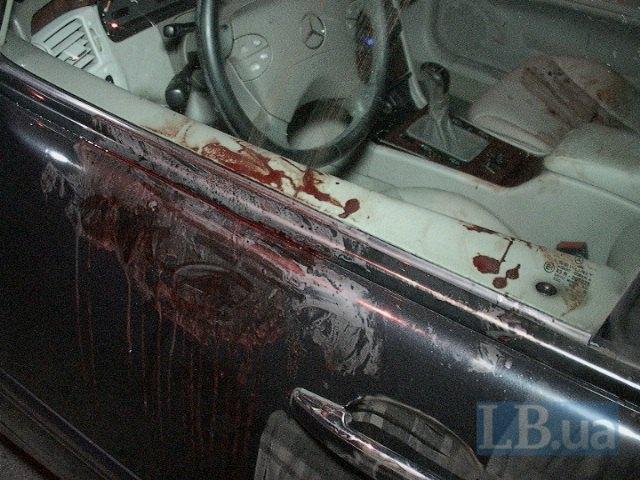 УКиєві впіймали підозрюваного увбивстві тарозбоях