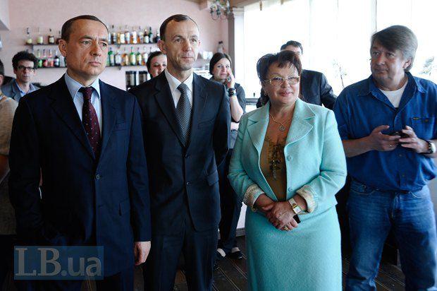 Ольга Трегубова - соратница Юлии Тимошенко