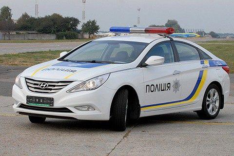 """В аэропорту """"Борисполь"""" и на трассе Киев - Борисполь заработала полиция"""
