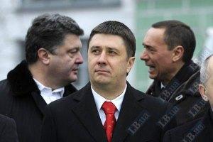 Кириленко думает, что Азаров подписал чистые бланки ЗСТ с СНГ