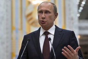Путин назвал указ об экономической блокаде Донбасса ошибкой Порошенко