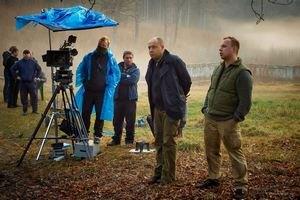 В Україні завершилися зйомки нового фільму Олексія Германа-молодшого