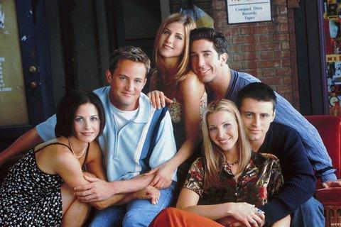 Актори серіалу «Друзі» знімуться вйого продовженні