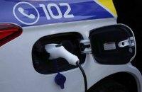 МВД получило гибридные внедорожники Mitsubishi Outlander для полицейских