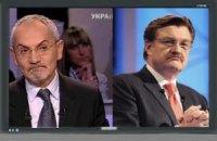 ТВ: баталии вокруг государственного языка и «допрос с пристрастием» Кличко