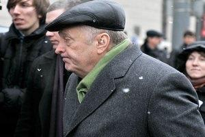 Жириновский угрожает Наливайченко ростовским трибуналом