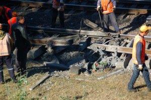 На территории ДНР подорвали железную дорогу