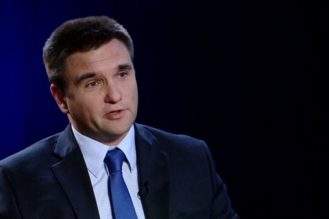 Климкин показал Лаврову фотодоказательства передвижения российского оружия через украинскую границу