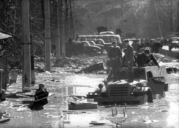 Куреневская трагедия 1961 г.
