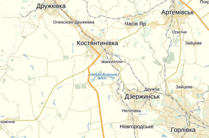 "Боевики оставили Дружковку и Константиновку, - командир батальона ""Донбасс"""