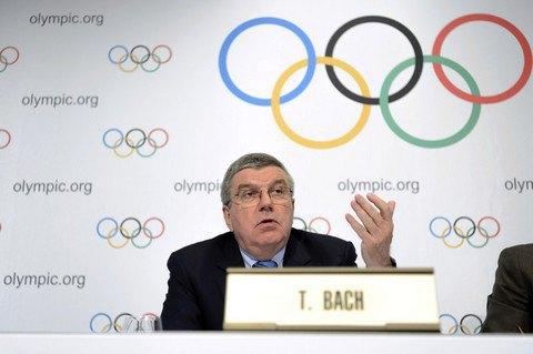 Сборная Российской Федерации может быть отстранена отучастия вОлимпиаде— руководитель МОК