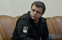 Суд подтвердил лишение Семенченко звания майора