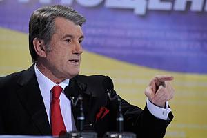 Ющенко требует обоснования от ГПУ, зачем ей его кровь