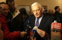 Бузек: разделения государства в Украине опасаются сильнее, чем в 2004-м