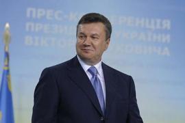 Янукович стал политиком уходящего года в России