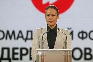 """Королевская намерена переименовать УСДП в """"Украина - вперед!"""""""