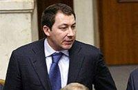 Бютовец ударил Омельченко по лицу
