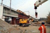 В Мариуполе отстроили мост через Кальчик, взорванный в декабре